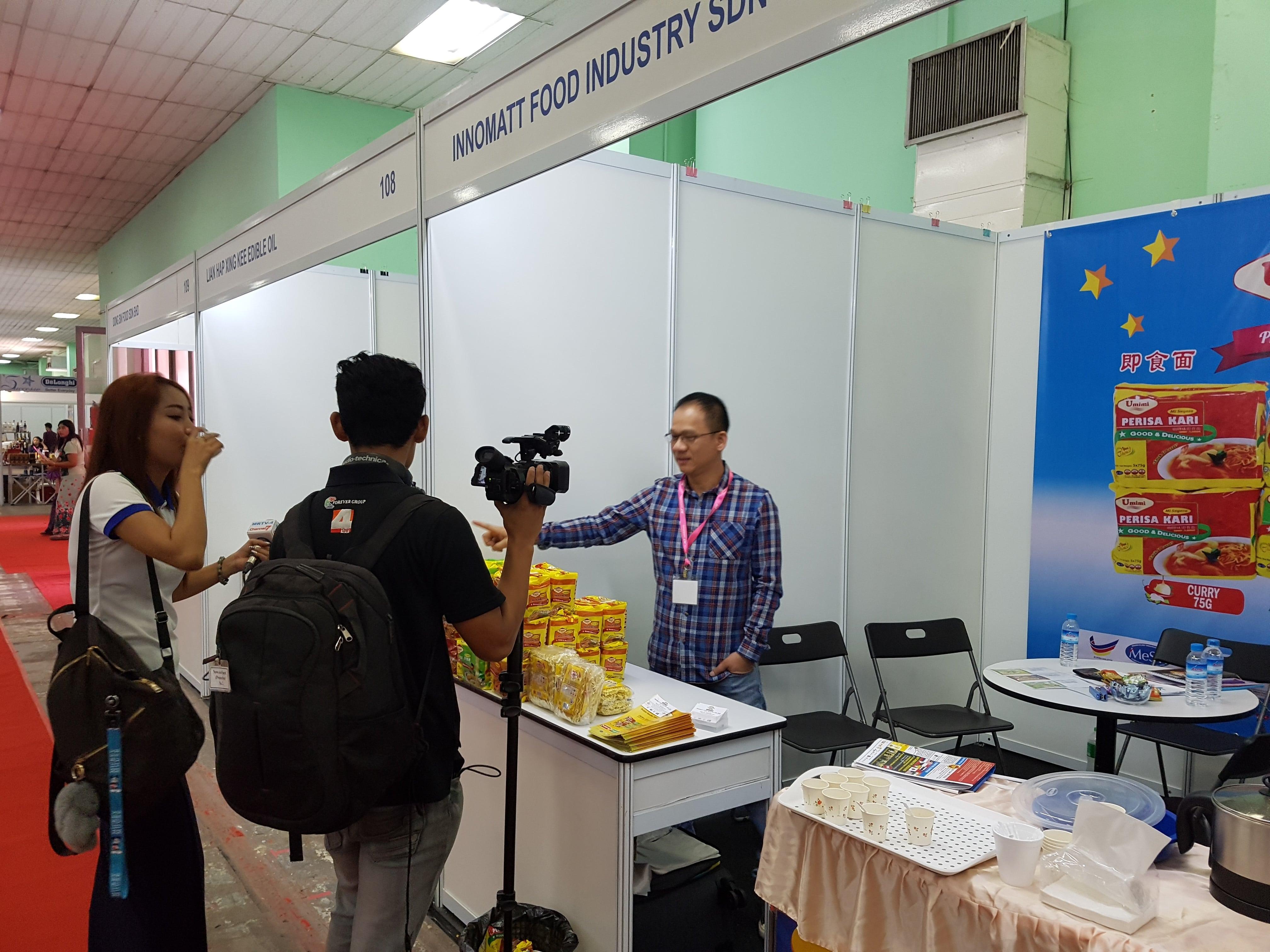 Myanmar Food & Drink Expo 2018 | Innomatt