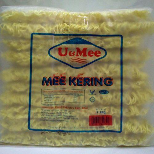 U&MEE Mee Kering / Dried Noodles 1.1kg