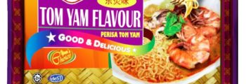 """New Flavour """" Tom Yam """""""