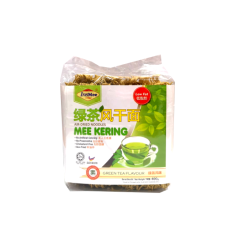 Insmee Green Tea Dried Noodles 400g