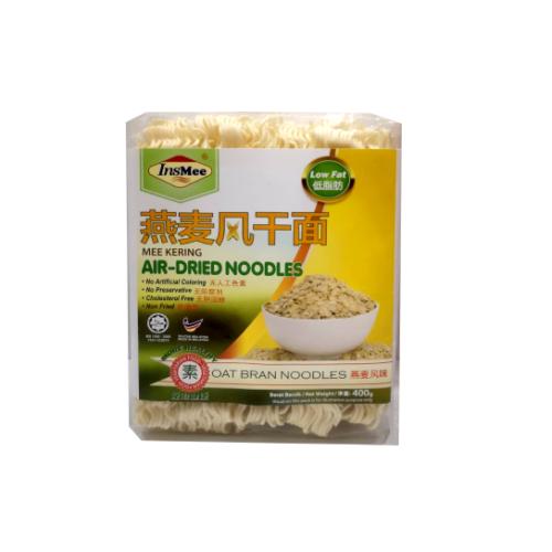 Insmee Oat Bran Dried Noodles 400g